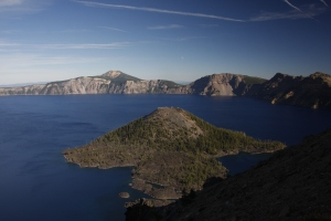 Der Vulkan im Vulkan (Whizard Island)