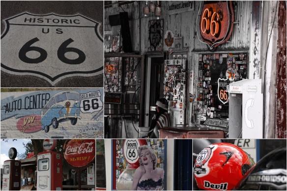 Impressionen von der Route 66