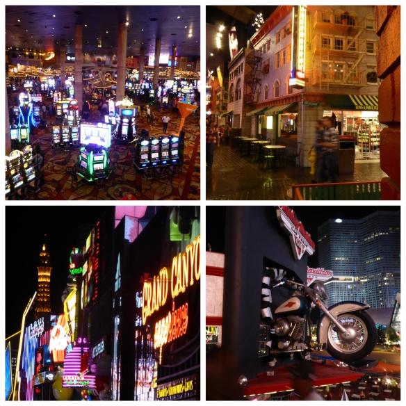 Impressionen aus Las Vegas