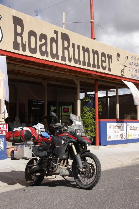 Roadrunner unter sich