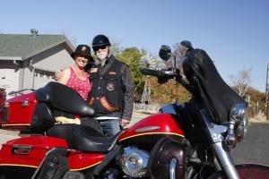 Linda und Mike, auch roadrunner ....