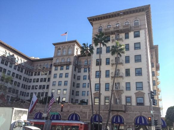 Pretty Woman lässt grüßen. Das Regent Beverly Wilshire Hotel