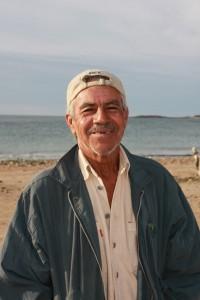 Luiz, der Muschelfischer